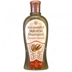 Bio-Minded Natural Shampoo - Dry Split-End Hair