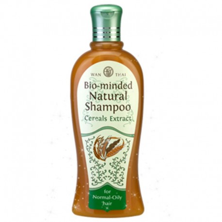 Wanthai Bio-Minded Natural Shampoo - Normal/Oily Hair