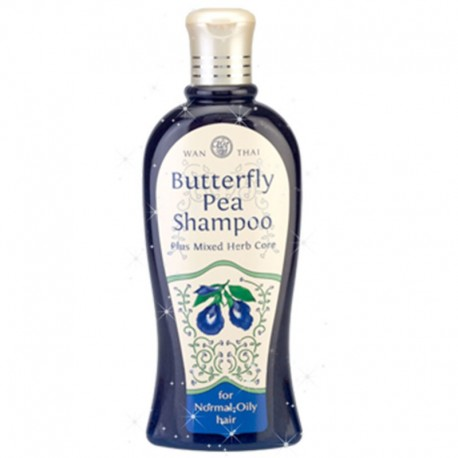 Wanthai Butterfly Pea Shampoo - Normal/Oily Hair