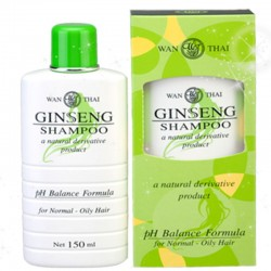 Wanthai Ginseng Shampoo - Normal/Oily Hair