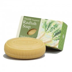 Radish Soap Freckle Treatment