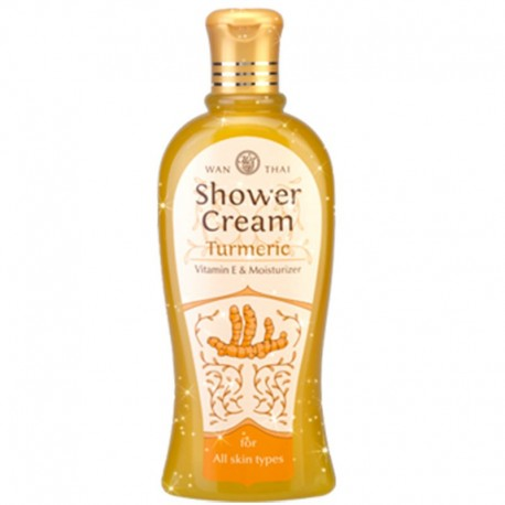 Wanthai Shower Cream Turmeric & Honey
