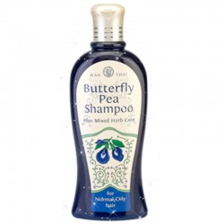 Butterfly Pea Shampoo - Normal/Oily Hair