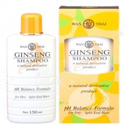 Ginseng Shampoo - Dry Split-end Hair