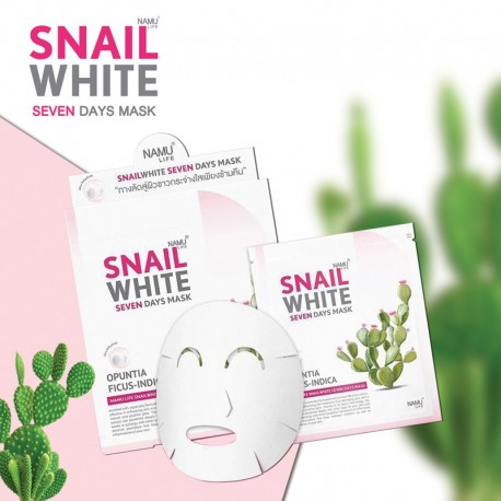 SnailWhite Seven Days Mask