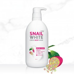 SnailWhite Crème Body Wash - Natural White