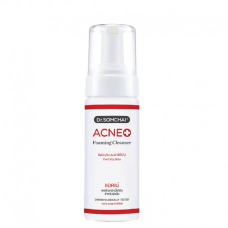 Dr. Somchai ACNE Foaming Cleanser with Salicylic Acid