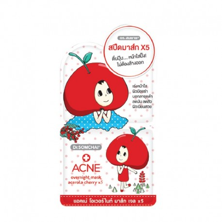 Dr. Somchai Acne Overnight Mask Gel