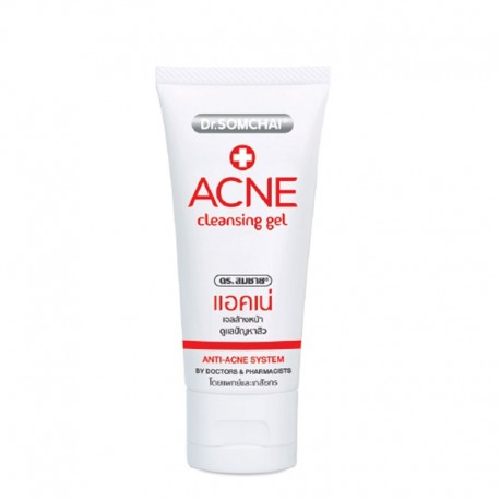 Dr. Somchai ACNE Cleansing Gel