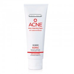 Dr. Somchai Acne Deep Cleansing Foam Plus Whitening