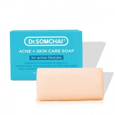 Dr. Somchai Acne & Skin Care Soap for Normal to Oily Skin