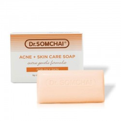 Dr. Somchai ACNE & Cleansing Cream Soap for Oily Skin