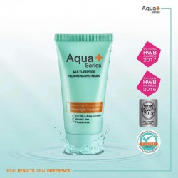 Aqua+ Series Multi-Peptide Rejuvenating Mask