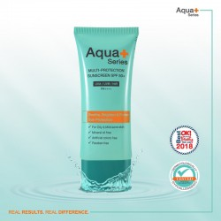 Aqua+ Series Multi-Protection Sunscreen SPF 50+