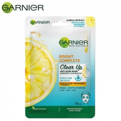 Garnier Bright Complete Clear Up Anti-Acne Mask