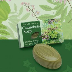 Carambola Soap for Freckle Treatment