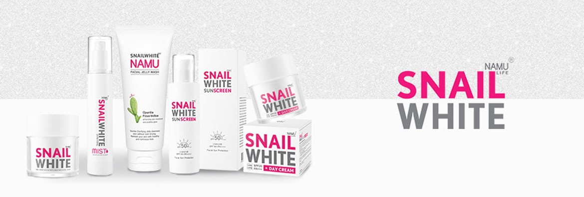 SnailWhite Facial Care